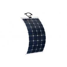 12V 100W SEMI-FLEXIBLE ETFE SOLAR PANEL