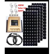 400W SOLAR KIT MPPT