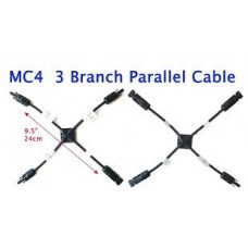 MC4 3-1 PARALLEL CONNECTOR