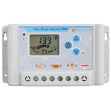 SOLARENGINE 30A 12/24V SOLAR CHARGE CONTROLLER (LCD display)