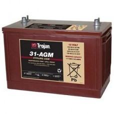 TROJAN 12V 100Ah AGM DEEP CYCLE  BATTERY