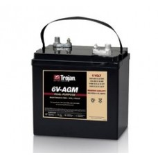 TROJAN 6V 200Ah AGM SEALED BATTERY