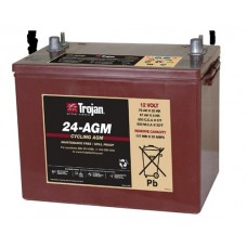 TROJAN 12V 76Ah AGM SEALED BATTERY