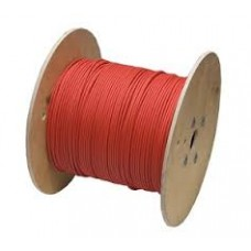 100M 328FT AWG 10 PV SOLAR CABLE RED