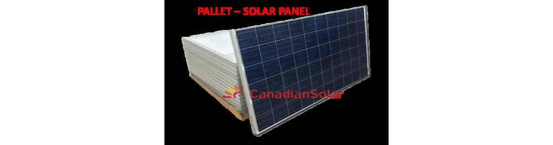 Pallet Solar Panel